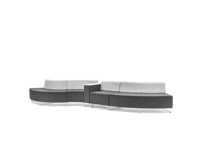 QUADRA sofy modułowe
