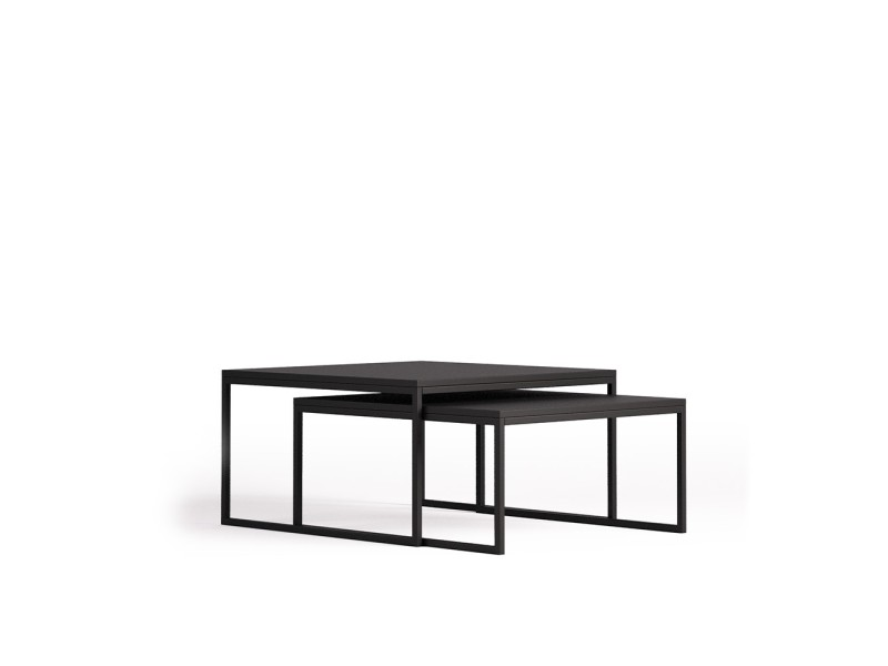 tb saar metal coffee tables stół Tisch