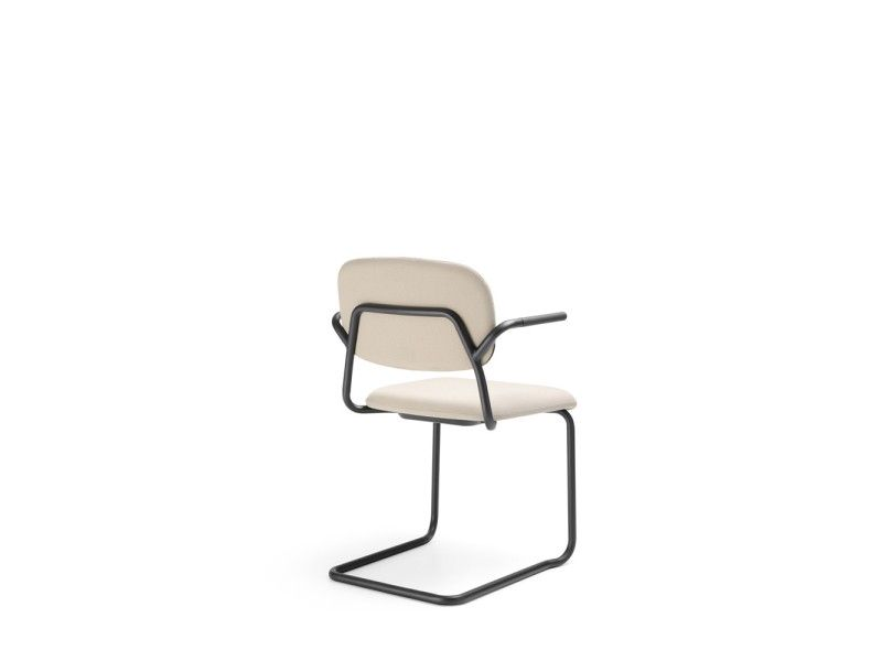 hens conference chairs low backrest