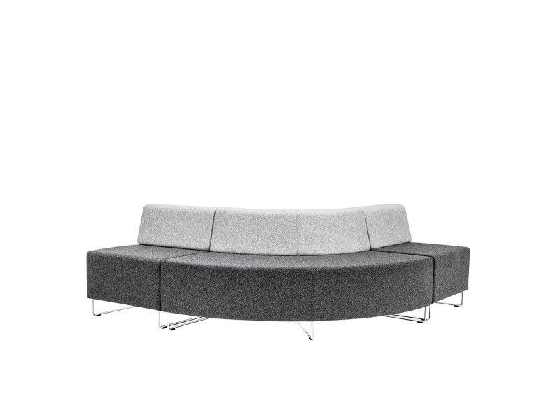quadra modular sofas