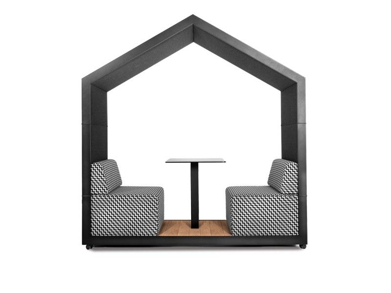 treehouse 2-person acoustic furniture