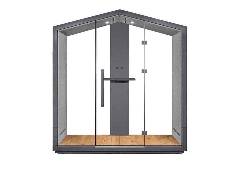 treehouse 2-person acoustic booths