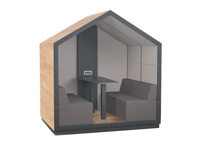 treehouse 4-person acoustic furniture