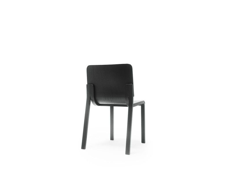 wei wooden conference chair