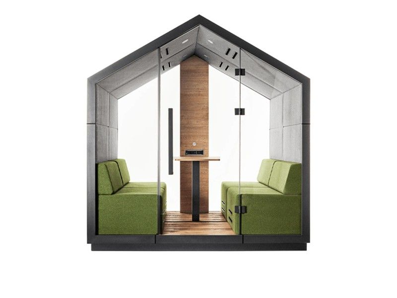 treehouse 4-person acoustic booths